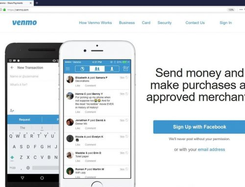 Venmo's public api – scandal or virtue?