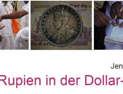 """Out now! """"Rupien in der Dollar-Zone"""""""