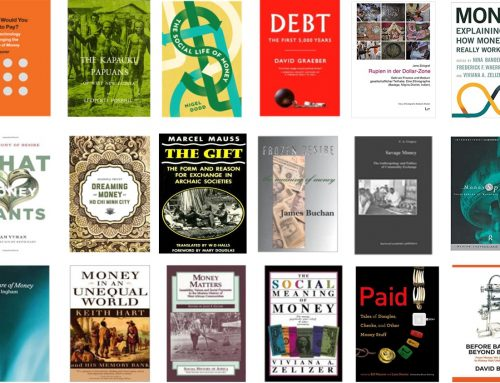 Digitization and new directions in the anthropology of money